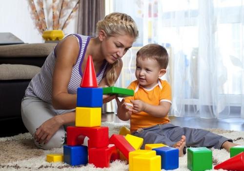 15 минут достаточно общаться с ребенком