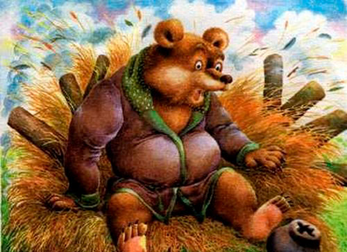 загадки про медведя для дошкольников