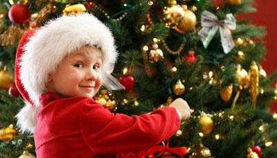 стихи про новогоднюю елку для детей в детском саду