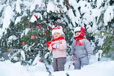 детские стихи про новогоднюю елкуелку
