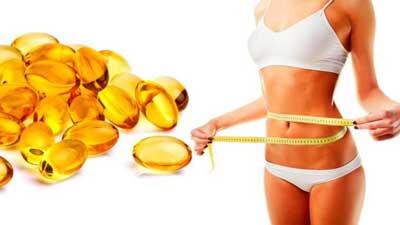 Как принимать рыбий жир в капсулах женщинам для похудения