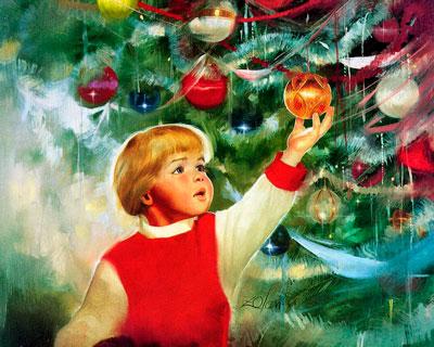 Стихи про Новый год для детей 5-6-7 лет