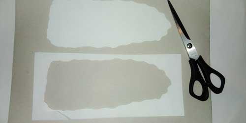 мастер-класс по изготовлению деда мороза из бумаги для детей в 7 лет