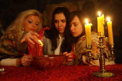 Крещенские гадания для девушек на жиниха