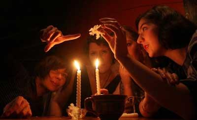 Крещенские гадания для девушек на имя жиниха
