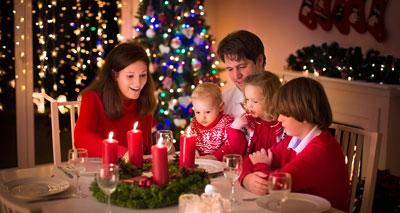 Рождество: традиции и обычаи в России для детей