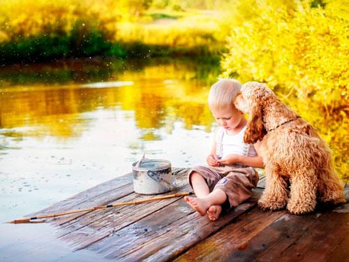 Загадки про собаку для детей 5-7 лет