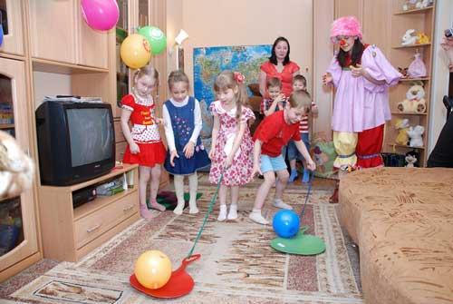 детский день рождения в домашних условиях: конкурсы для 4 лет