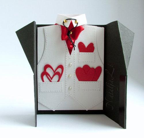 как изготовить валентинку из бумаги своими руками