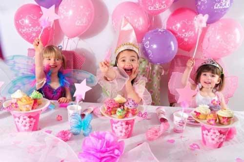 детский день рождения в домашних условиях: атрибуты праздника 5