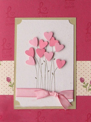 бумажные валентинки для детей 7-8 лет
