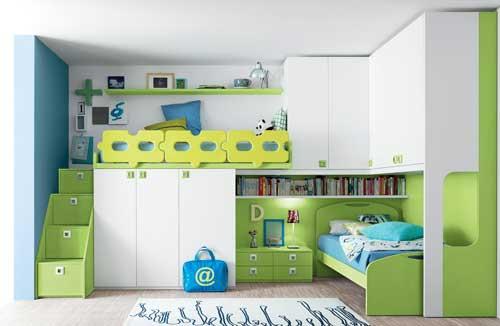 Планировка детской комнаты для двоих детей: лучшие идеи 7