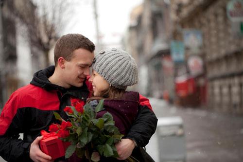 Идеи на день святого Валентина: свидание