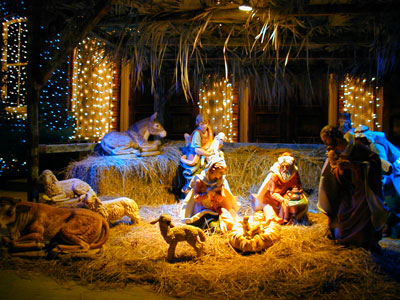 детские стихи про Рождество Христово