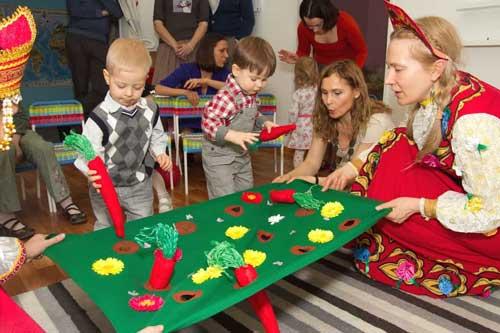 детский день рождения в домашних условиях: конкурсы для 2 лет
