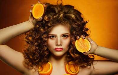 Эфирное масло апельсина для окрашенных волос