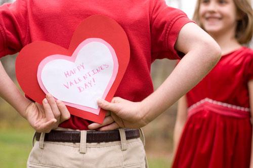 Поздравления в стихах с Днем святого Валентина