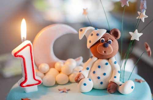 детский день рождения в домашних условиях: на 1 годик для мальчика