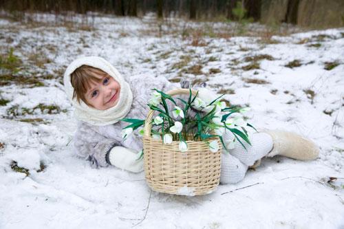 Красивые стихи про весну для детей 5-7 лет