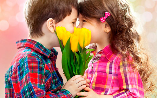 Стихи про тюльпаны для детей