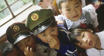 Как воспитывают детей в разных странах: китай