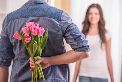Красивые поздравления с 8 марта в стихах для мам
