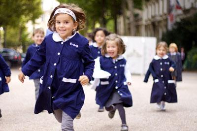 Как воспитывают детей в разных странах: франция