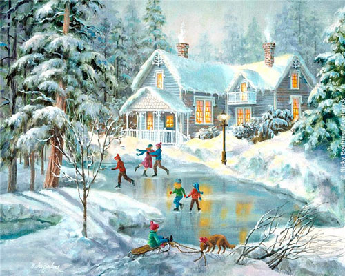 Стихи Пушкина про зиму для детей 7-9 лет1ё