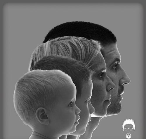 креативная семейная фотосессия с детьми: лучшие идеи