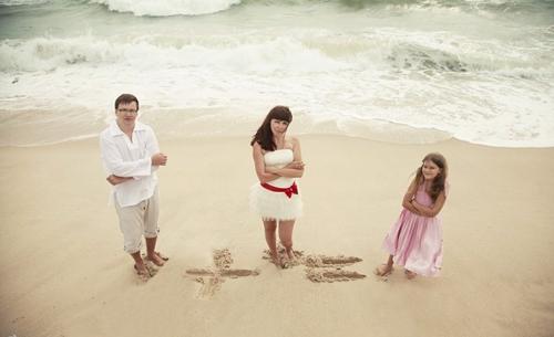 идеи для семейной фотосессии с детьми на море 5