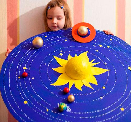Интересные загадки про планеты солнечной системы для детей 10-12 лет
