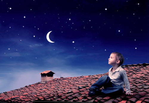 Лучшие загадки про луну для детей