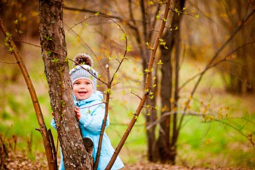 Лучшие стихи про апрель для детей