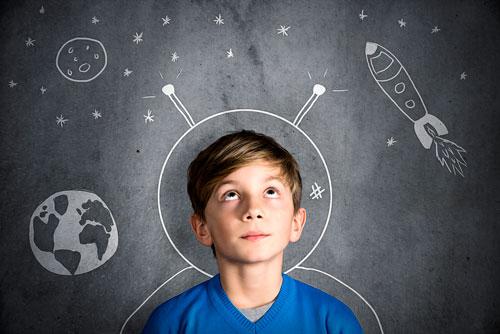 Красивые стихи про космос и вселенную для детей