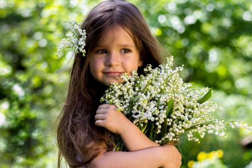 Красивые стихи про май для детей