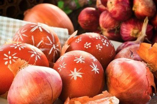 Красим яйца на Пасху: оригинальные идеи 1