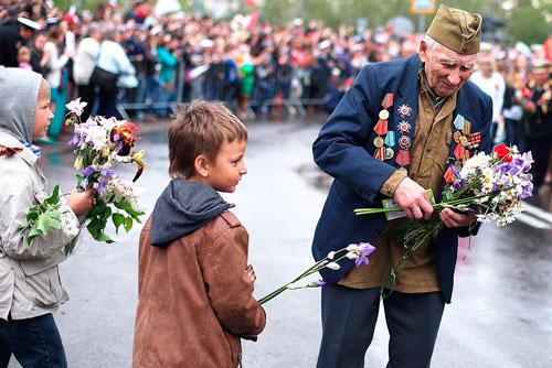 Стихи о войне для детей на 9 мая