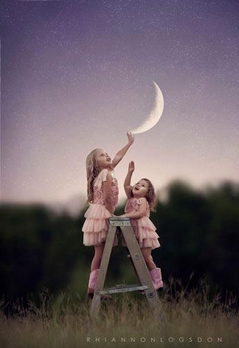 Лучшие стихи про луну для детей