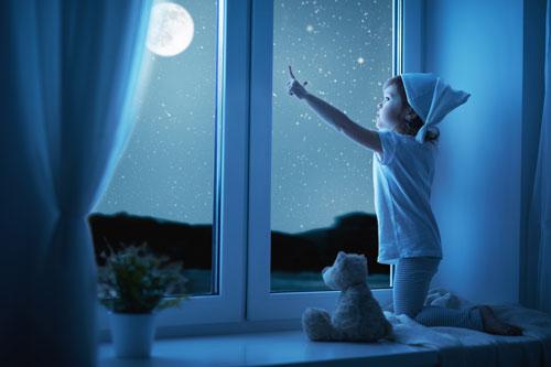 Стихи про луну для детей 9-12 лет