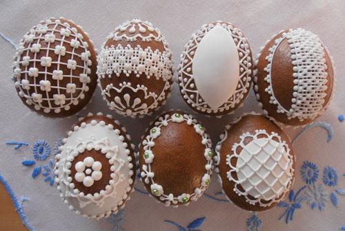 Красим яйца на Пасху: оригинальные идеи с фото 7