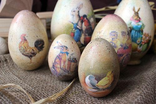 Красим яйца на Пасху: оригинальные идеи с фото 6