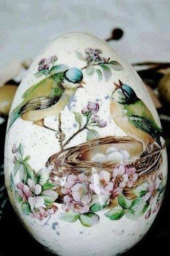 Красим яйца на Пасху: оригинальные идеи с фото 5