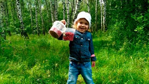 Интересные загадки про ягоды для детей 5-7 лет
