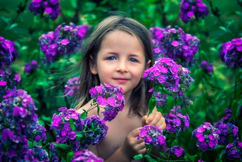 Загадка про цветок для детей 7 лет