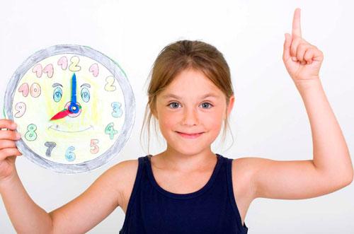 Интересные загадки про часы для детей