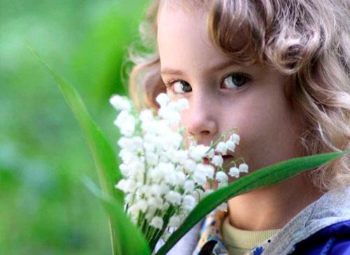 Короткие загадки про ландыш для детей