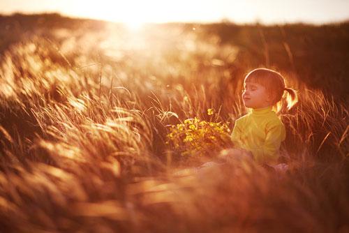 Лучшие стихи про солнышко для детей