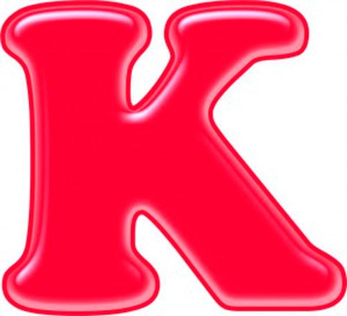 Загадки про буквы алфавита для детей буква К