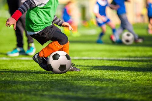 Красивые стихи про футбол для детей