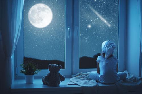 Красивые стихи про луну для детей